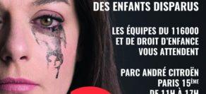 Journée Internationale des Enfants Disparus