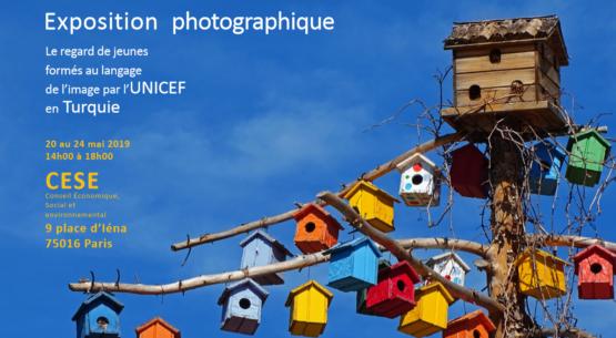 Exposition photographique « Rêves d'avenir », présentée par UNICEF et REZA