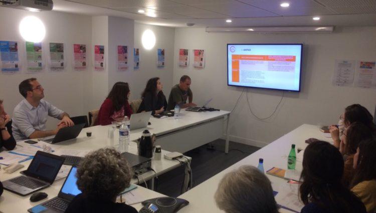 La Commission chargée de la rédaction des actes de la Dynamique en action