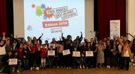 Prix Anacej 2019 : des initiatives d'enfants et de jeunes pour renforcer le droit à la participation