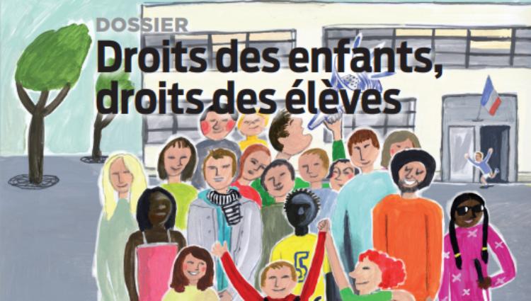 Cahiers pédagogiques – Droits des enfants, droits des élèves