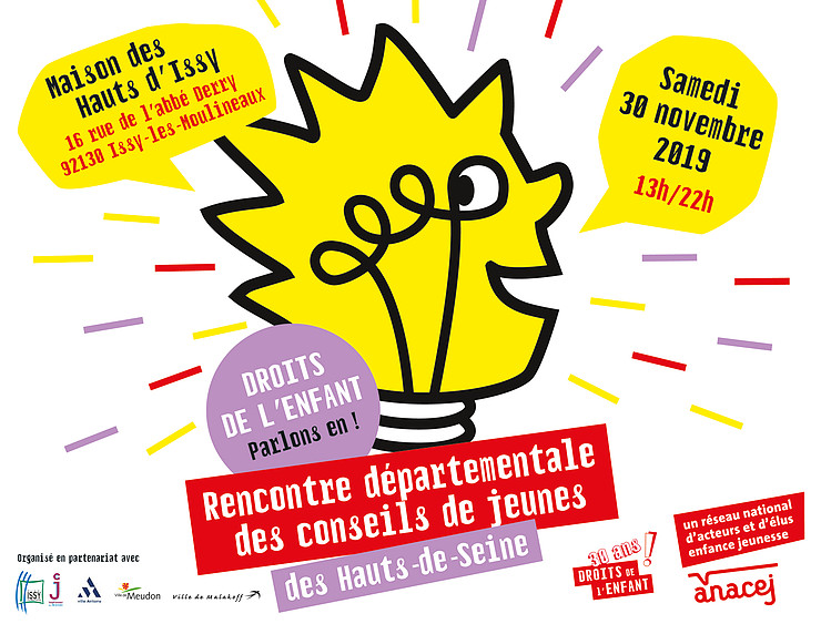 Rencontre des Conseils de jeunes des Hauts-de-Seine