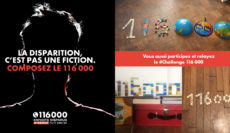 Droit d'Enfance lance le #Challenge116000
