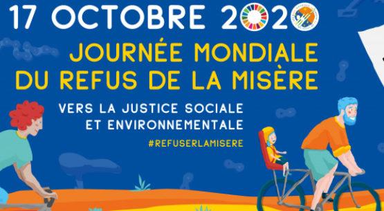 Journée mondiale du refus de la misère