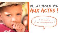 """Observatoire """"Une année de plus sans garantie pour les droits de l'enfant"""""""