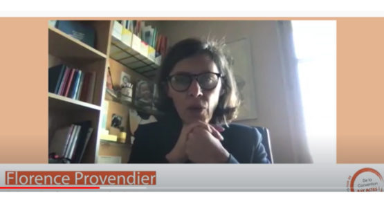 Participation des jeunes : interview de Florence Provendier